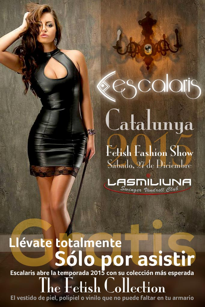LASMILIUNA FETISH FASHION SHOW